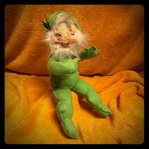 Vintage Analee Mobilitee Gnome Elf